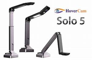 the hovercam With hovercam solo 5 document camera