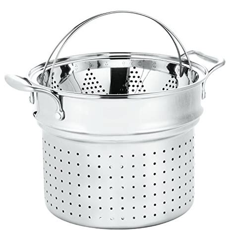 cookware stainless steel pans pots star induction chef piece oven grade professional safe premium chefs amazon