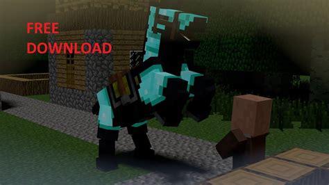 minecraft multi type horse rig   blender