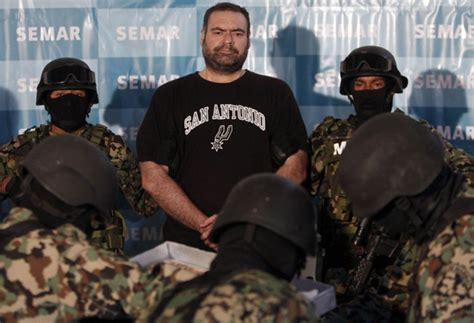Having insurance on your car is essential. First 'La Barbie', now Mexican forces capture 'El Grande' | The Independent | The Independent