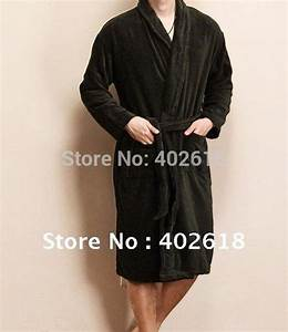 aliexpresscom buy 1pcs lot men bathrobe ladies With robe de chambre homme luxe