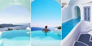 Santorin Hotel Luxe : les incroyables piscines cach es de dana villas santorin ~ Medecine-chirurgie-esthetiques.com Avis de Voitures