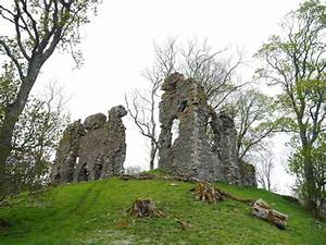 Almost hidden historic site - Review of Crawford Castle ...