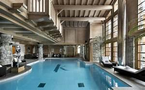 Beau chalet de luxe à Courchevel Vivons maison