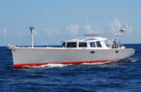 Old Boat Lights For Sale by 80 Ultra Light Displacement Trawler For Sale Caribbean