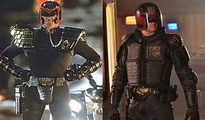 Judge Dredd (1995) vs. Dredd (2012) | A Place to Hang Your ...