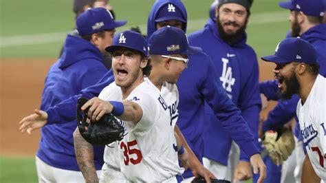 Dodgers vs. Braves score, results: Cody Bellinger's late ...