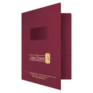 Presentation Folders with Pockets