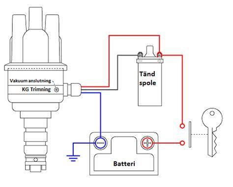 ignition distributor 123 b30 tune plus