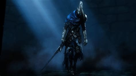 wallpaper knight artorias dark souls  games