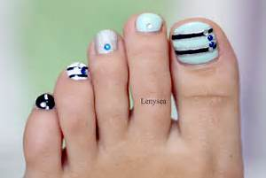 Cute toe nail art designs toenail ideas styles weekly