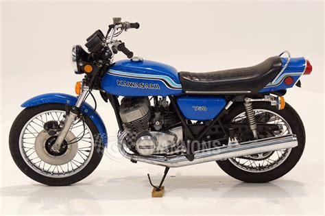 Kawasaki H2 Image by Kawasaki H2 750 Motorcycle Auctions Lot 32 Shannons