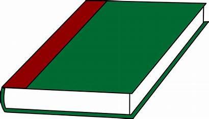 Clip Clipart Cartoon Books Closed Cliparts Library