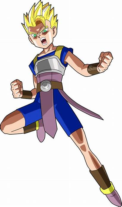 Kyabe Ssj Deviantart Saodvd Cabba Dragon Ball