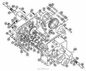 Toro 79301  42 U0026quot   48 U0026quot  Vacuum Bagger  1996  Sn 6900001