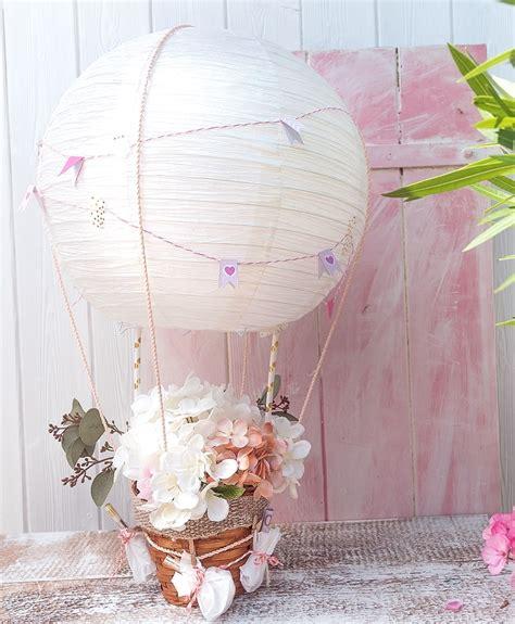 heißluftballon basteln geschenk ballon als geldgeschenk fr hochzeit geldgeschenk ballon diy
