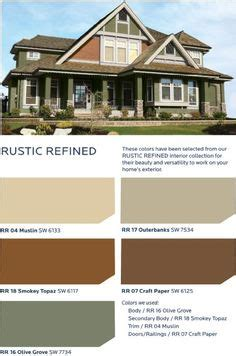 sherwin williams green paint color relentless olive sw 6425 the hunt for green green
