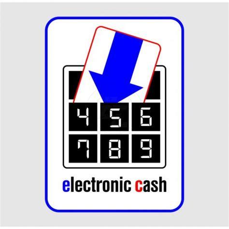 aufkleber ec kartenzahlung mit pin schaufensteraufkleber