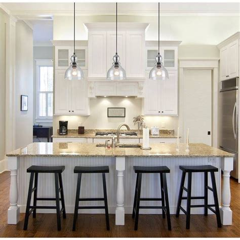 collection  kitchen island single pendant lighting