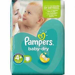 42 Couches Pampers Baby Dry Taille 4 Pas Cher Sur Les Couches