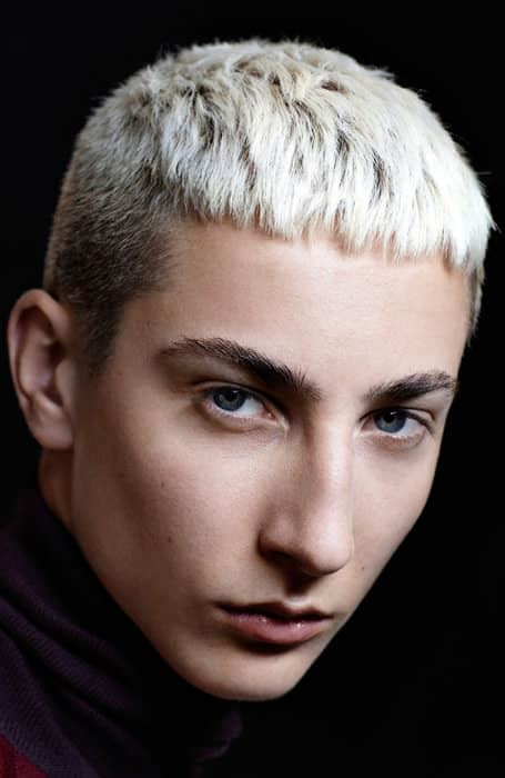 sexy french crop haircuts men trend spotter