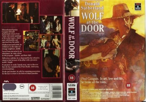 donald sutherland wolf at the door wolf at the door 1987 on rca columbia pictures united