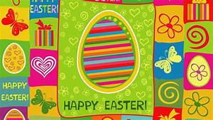 Happy Easter Day HD Wallpaper of Greeting ...