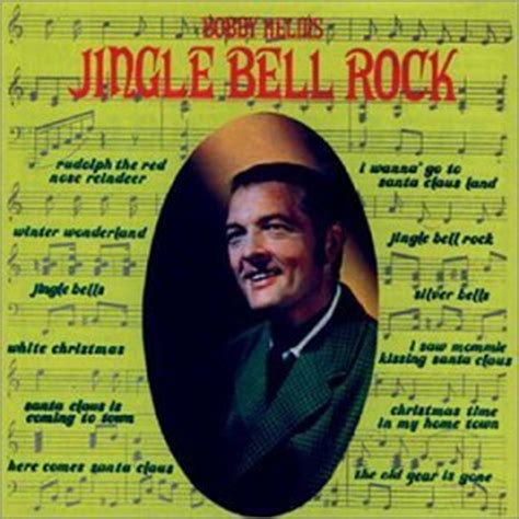 bobby helm original bobby helms jingle bell rock music