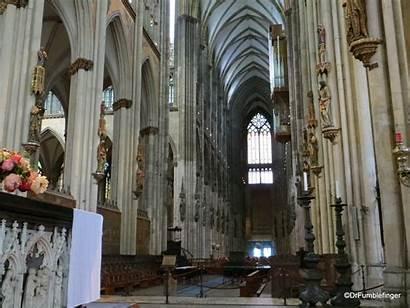 Cathedral Cologne Germany Week Drfumblefinger June Interior