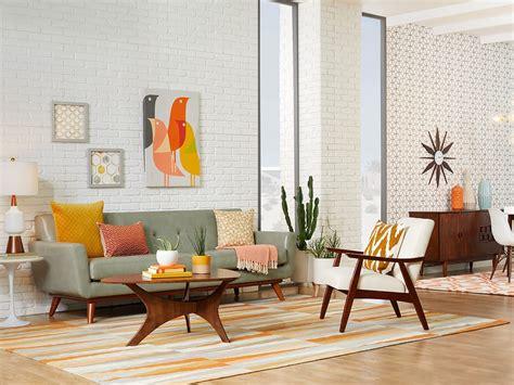 20 Mid Century Modern Living Room Ideas Overstock com
