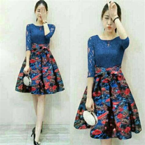 gaun pesta mini dres gaun pesta modern mini dress