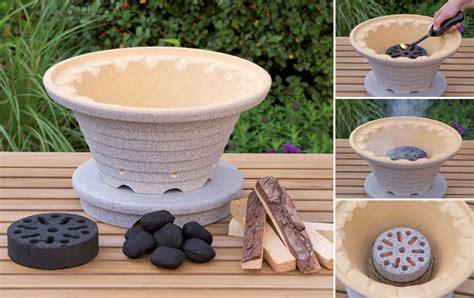 denk keramik de set bratfeuer 174 mit untersatz denk keramik