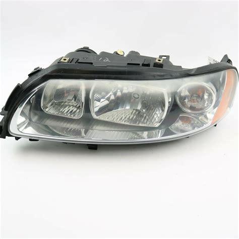 volvo oem left halogen driver side headlight assembly