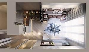 20 Qm Wohnung Einrichten : 6 30 ~ Frokenaadalensverden.com Haus und Dekorationen