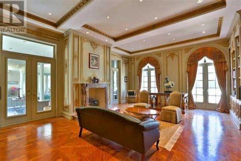 robert herjavecs  square foot toronto mega mansion homes   rich
