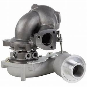 2005 Volkswagen Jetta Turbocharger 1 8l Engine