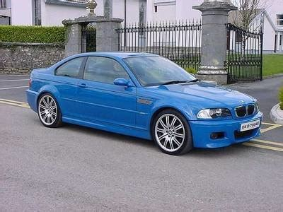 Bmw M3 E46 Laguna Seca Blue For Sale In Tallaght, Dublin