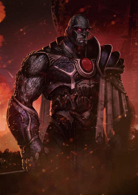 Darkseid | Ultimate DC Cinematic Universe Wikia | FANDOM ...