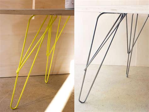 w design hairpin table leg