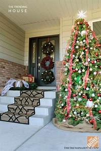 22, Charming, Outdoor, Christmas, Tree, Decorations, You, Must, Try, This, Year