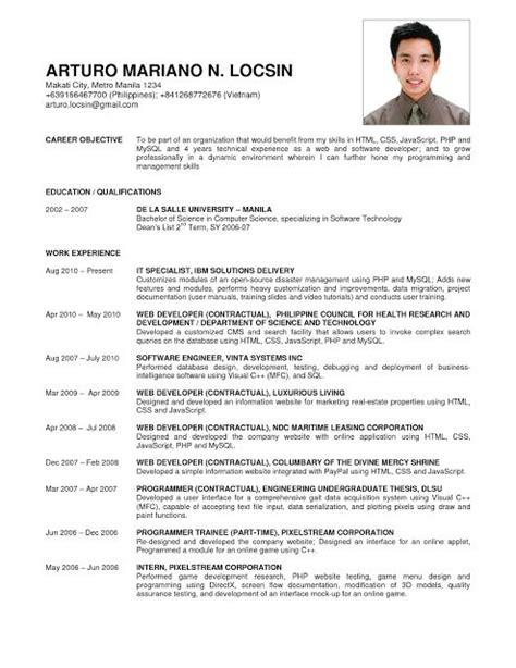 fre resume database malaysia 210 best sle resumes sle resume resume exles and resume maker