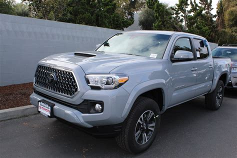 2019 Toyota Tacoma by New 2019 Toyota Tacoma Trd Sport Cab In San Jose
