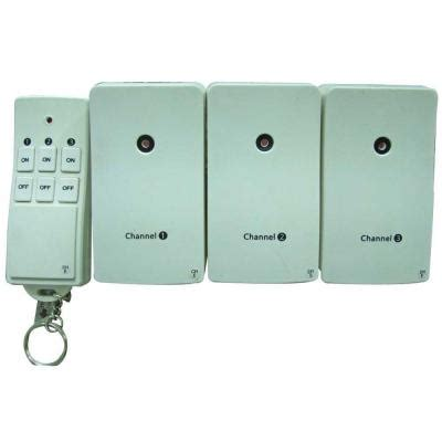 home accents indoor wireless remote kit rc