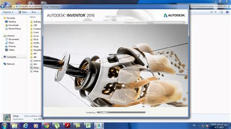 autodesk inventor 2016 autodesk inventor 2016 with and setup