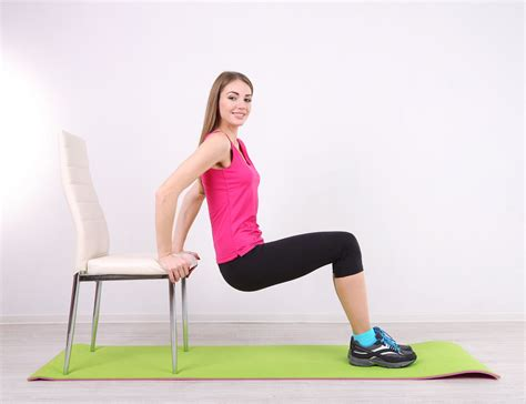 watchfit chair exercises to do at work
