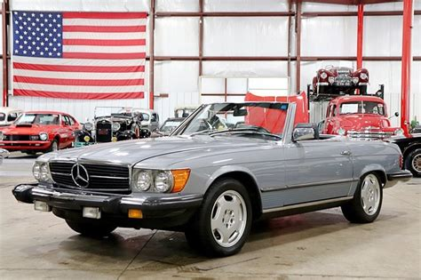 Very happy with the sales person i dealt with and very confident about purchasing a vehicle from this dealership! 1981 Mercedes-Benz 380SL Convertible for sale #125375 | MCG