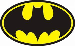 Batman Sign Outline - ClipArt Best
