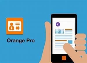 Orange Portail Pro : forfait mobile professionnel ~ Nature-et-papiers.com Idées de Décoration