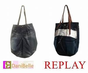 Nähen Aus Alten Jeans : tasche aus alten jeans selber n hen ~ Frokenaadalensverden.com Haus und Dekorationen