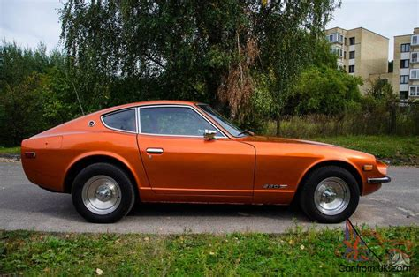 Classic Collectible 1976 Datsun 280z